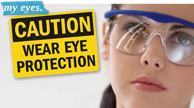 Workplace Eye Safety: Your Job, Your Eyes